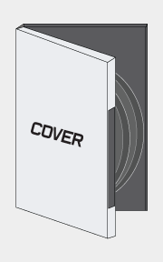 Multi-DVD Case